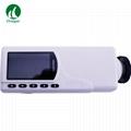 SC-10 Portable Colorimeter Difference Meter 4mm Measuring Diameter 5