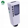 SC-10 Portable Colorimeter Difference Meter 4mm Measuring Diameter 7