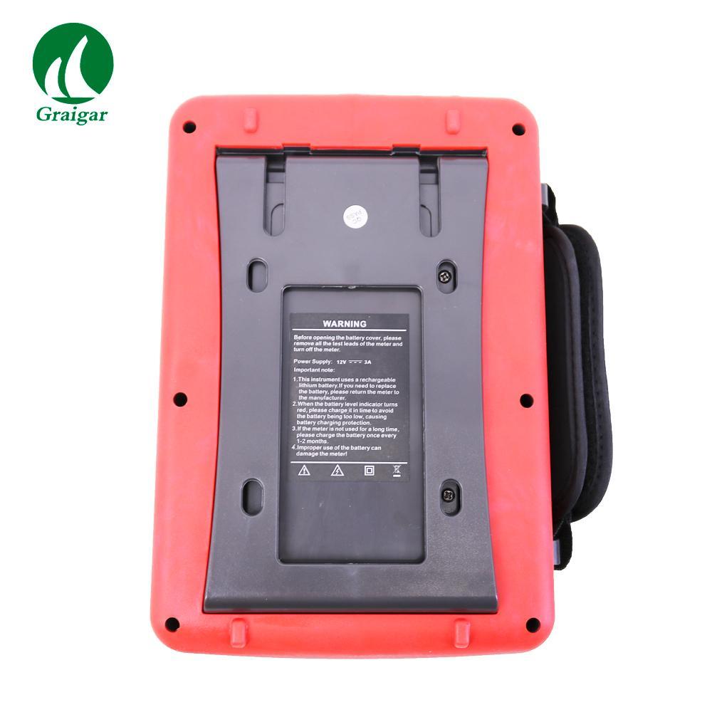 ETCR5000 Power Quality Analyzer 3 Phase Multi-functional Power Quality Monitor 5