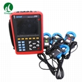 ETCR5000 Power Quality Analyzer 3 Phase Multi-functional Power Quality Monitor 12