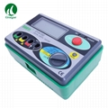 DY4100 Digital Earth Tester Ground Resistance Tester 0/20/200/2000OHM 5