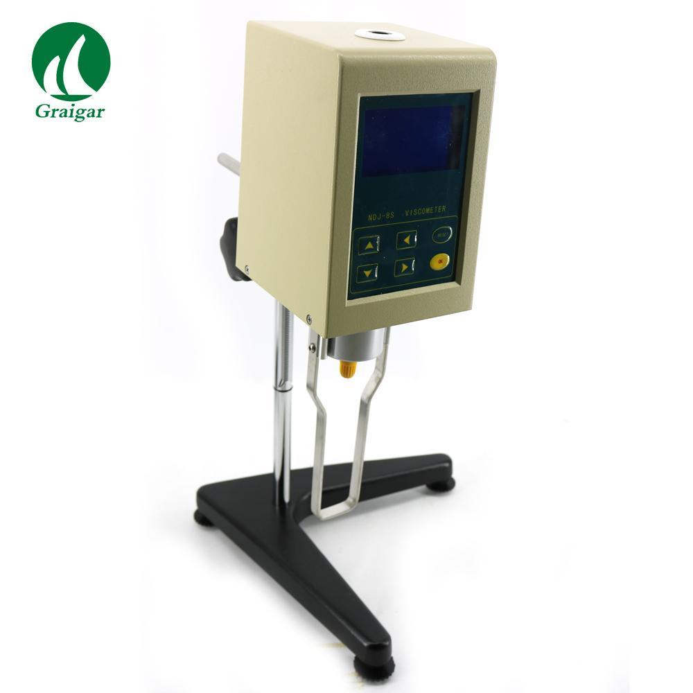High Precision NDJ-8S Digital Display Viscosity Meter Rotary Viscometer 1