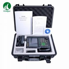 MFD500B Professional Portable Digital Ultrasonic Flaw Detector Range: 0 ~ 9999MM