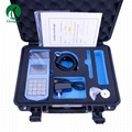YV400 Portable Vibrometer Vibration Tester with Integrated Thermal Printer
