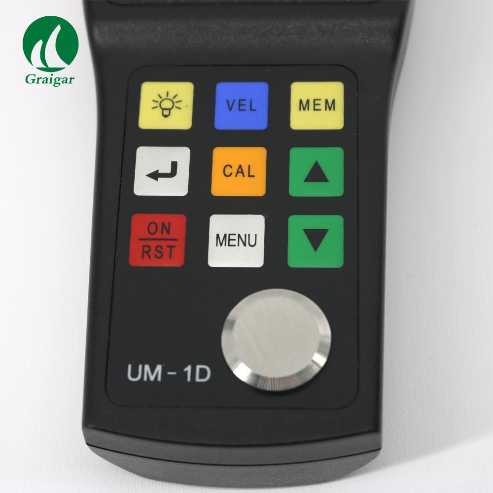 UM-1D Ultrasonic Thickness Meter Standard probe (PT-08) 6