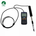 TES-1341 Hot Wire Anemometer with USB Interface & Software Tempe.& Humidity