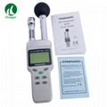 Tenmars TM-188 HEAT STRESS WBGT METER Temperature Humidity and Dew Point Tester