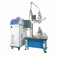 不锈钢纯光纤激光焊接机免抛光效率高