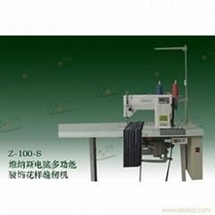 電子花樣縫紉機