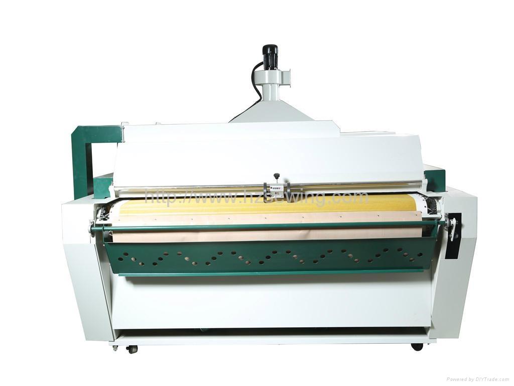 布料縮水定型機 3