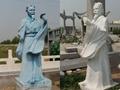 名醫雕像張仲景 5