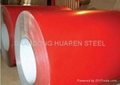 Color Coated Steel Coil (STEEL COIL)