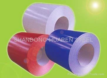Prepainted Galvanized Steel Sheet 1