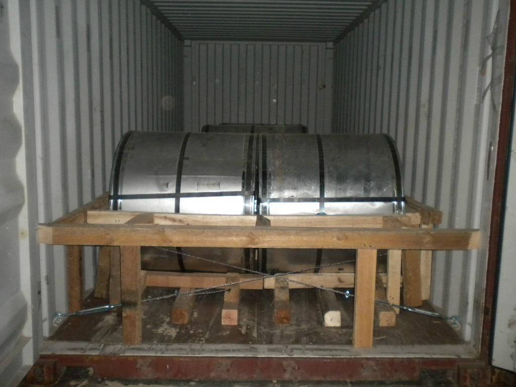 Matt Prepainted Galvanized Steel Sheet 1