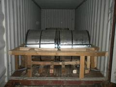 Matt Prepainted Galvanized Steel Sheet