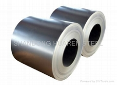 Hot-dipped Galvanized Steel in Coil