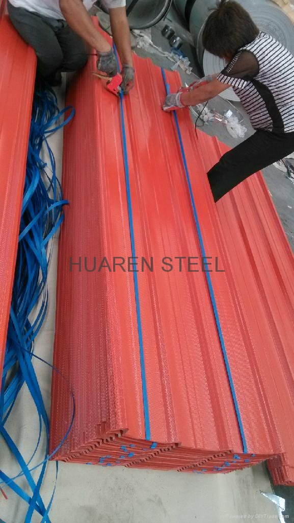 Embossed Color Steel for Nigeria 5