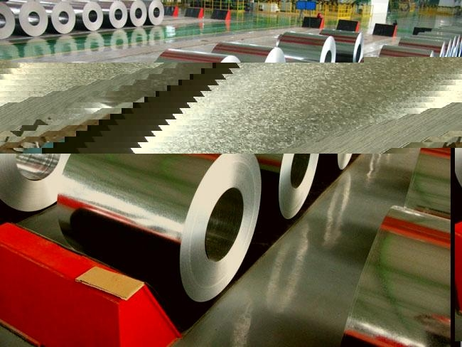 Hot-dipped Galvanized Steel in Coil 3