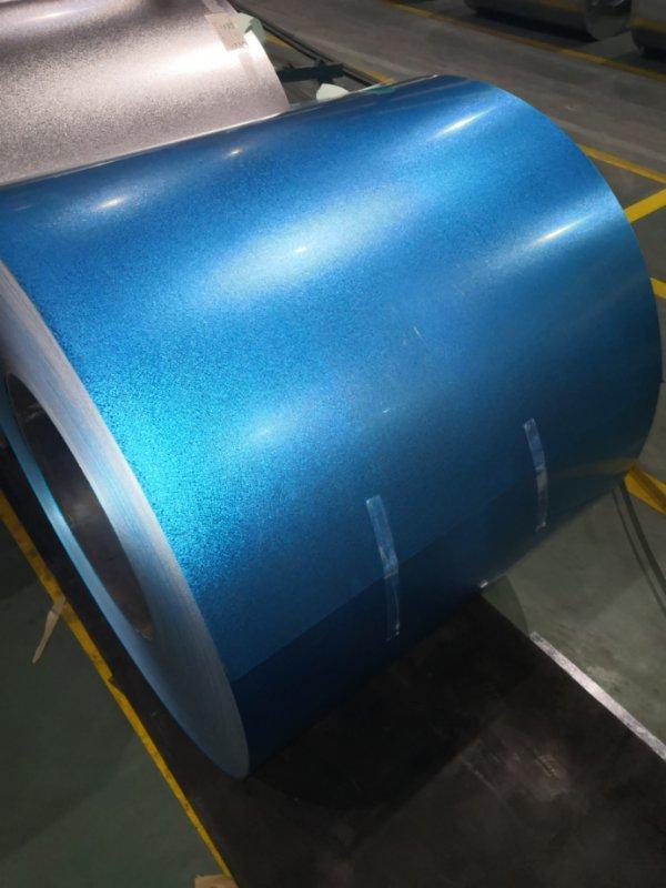 Full hard.Anti-finger 55%Al Ga  alume steel 2
