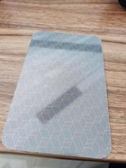 Nano antiseptic Heat Shield Plate