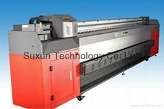 Leopard Konica 512 Head Large Format Digital Solvent Printer