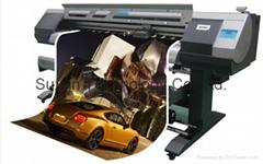 切割喷绘一体户外写真打印机