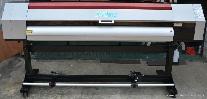 1.8米愛普生噴頭1440高精度熱昇華紡織轉印寫真機 1