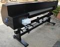 1.8米愛普生噴頭1440高精度熱昇華紡織轉印寫真機 2