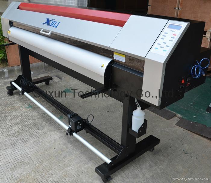 1.8米愛普生噴頭1440高精度熱昇華紡織轉印寫真機 3