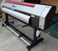 1.8米爱普生喷头1440高精度热升华纺织转印写真机 3