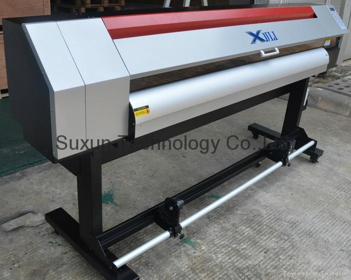 1.8米爱普生喷头1440高精度热升华纺织转印写真机 4