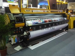 Human Knoica 512i Head Large Format  Solvent Printer