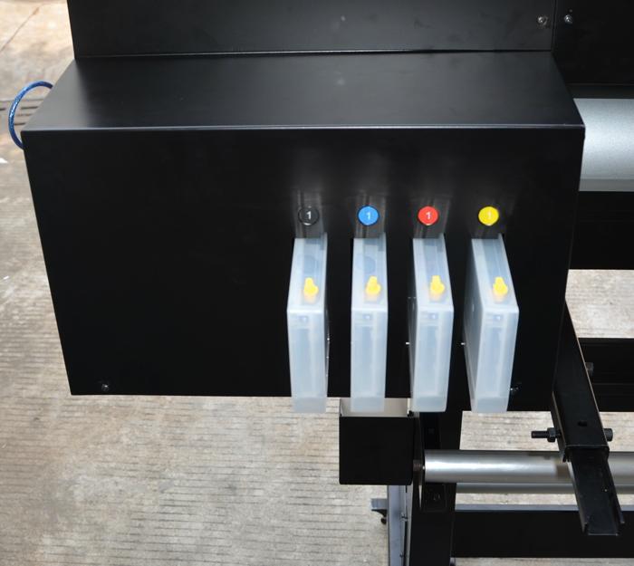 Xuli 1.8 meter Epson Head Digital Inkjet Printer  3