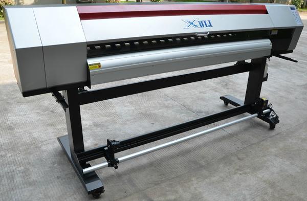 Xuli Double Epson DX5 Head Digital Inkjet Printer  4