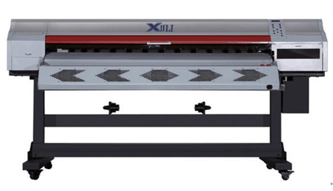 1 6 Meter Epson Dx5 Head Eco Solvent Inkjet Printer X6