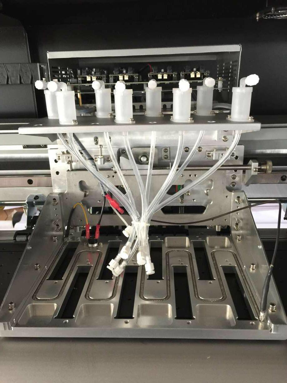 3.2m 10ft Knoica 512i Head Large Format  Solvent Printer Vinyl Printing Machine 8
