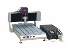 Kingcut Desktop Advertising Engraving Machine X6