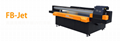 Ricoh UV Flatbed Digital Inkjet Printer