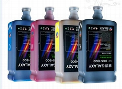 Galaxy DX5 DX7 ECO-Solvent Ink Epson head ink