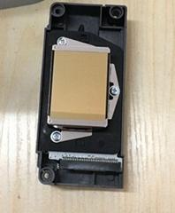 全新原裝愛普生5代油性打印噴頭F186000