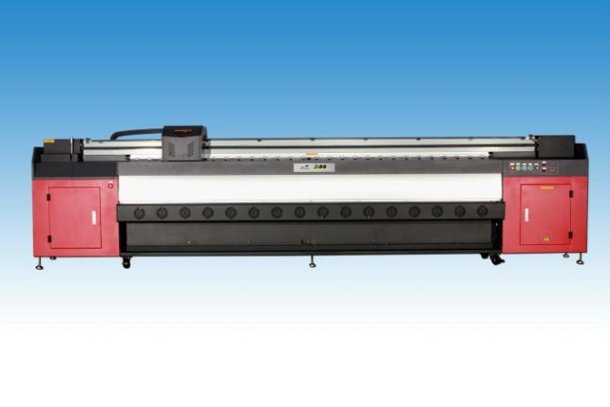 Leopard  Konica head Large Format Solvent Printer  4