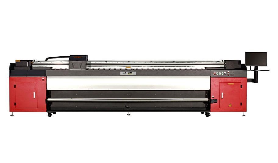 High Speed Leopard Konica 512 i head Digital solvent printer 2