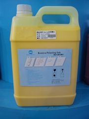 solvent ink for konica 512 head digital solvent printer