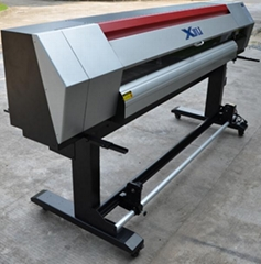 Xuli 1.8meter Double Epson Head  ECO Solvent Digital Inkjet Printer