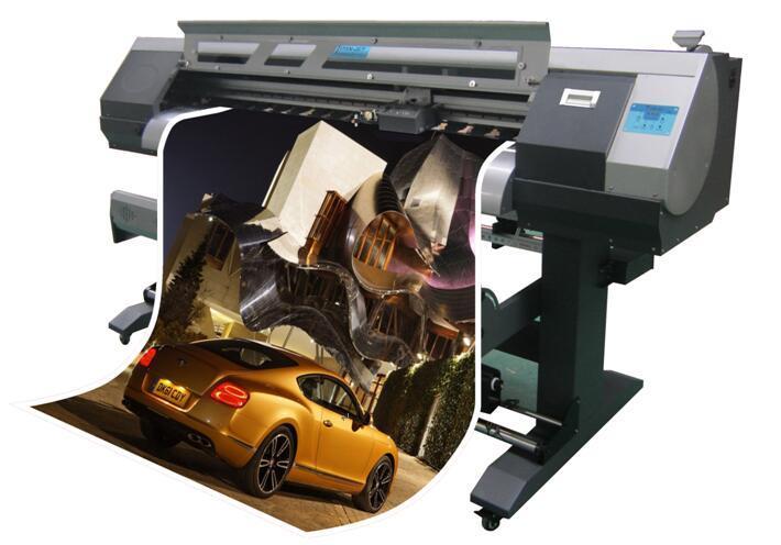1.6米喷绘切割刻字一体写真打印机 1