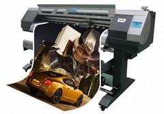 1.6米喷绘切割刻字一体写真打印机