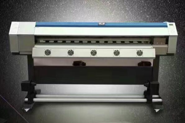 1.6 meter  Epson Head ECO Solvent Printing Machine 2