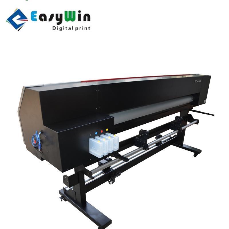 Xuli 1.8 meter Epson DX7 Head Digital Inkjet Printer 4