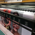 380 square mete 3.2m 10ft Knoica 512i with 8 Heads Solvent Printer