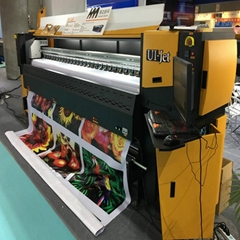 Human 3.2meter Heavy Model Konica 512i Head Solvent Printer